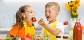 Sport Diet for kids For Improved Performance