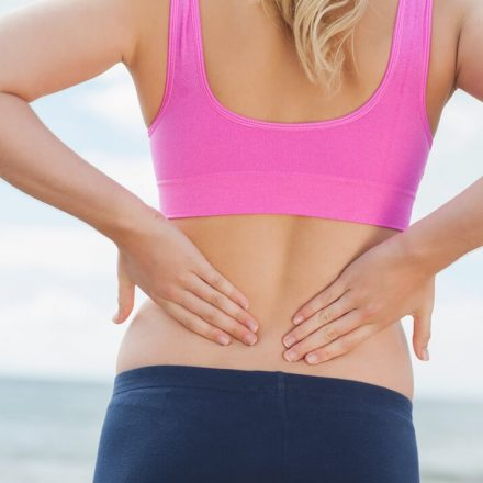 What Strategy to Mid Back Discomfort so when?